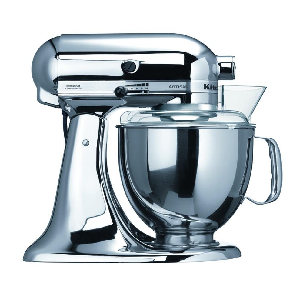 Qooking - Kitchenaid Robot de cuisine Artisan KSM 150 & Accessoires